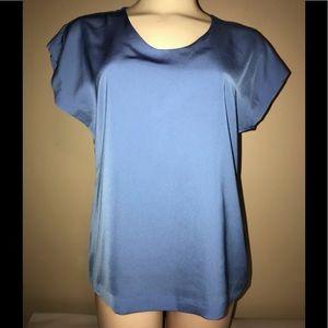 NWT blue blouse
